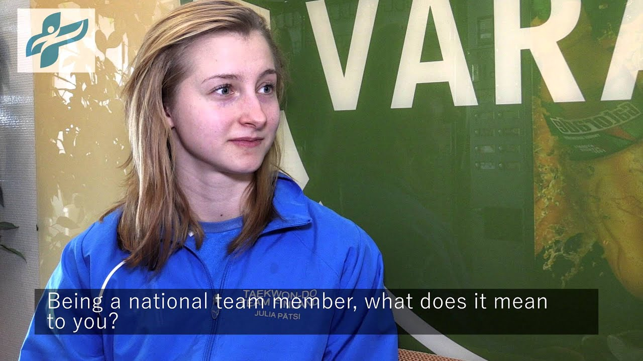 euros 2016 interview english subtitles julia pätsi about euros 2016 interview english subtitles julia pätsi about preparations to the event