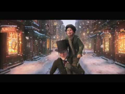 Disneys A Christmas Carol.Disney S A Christmas Carol Official Trailer