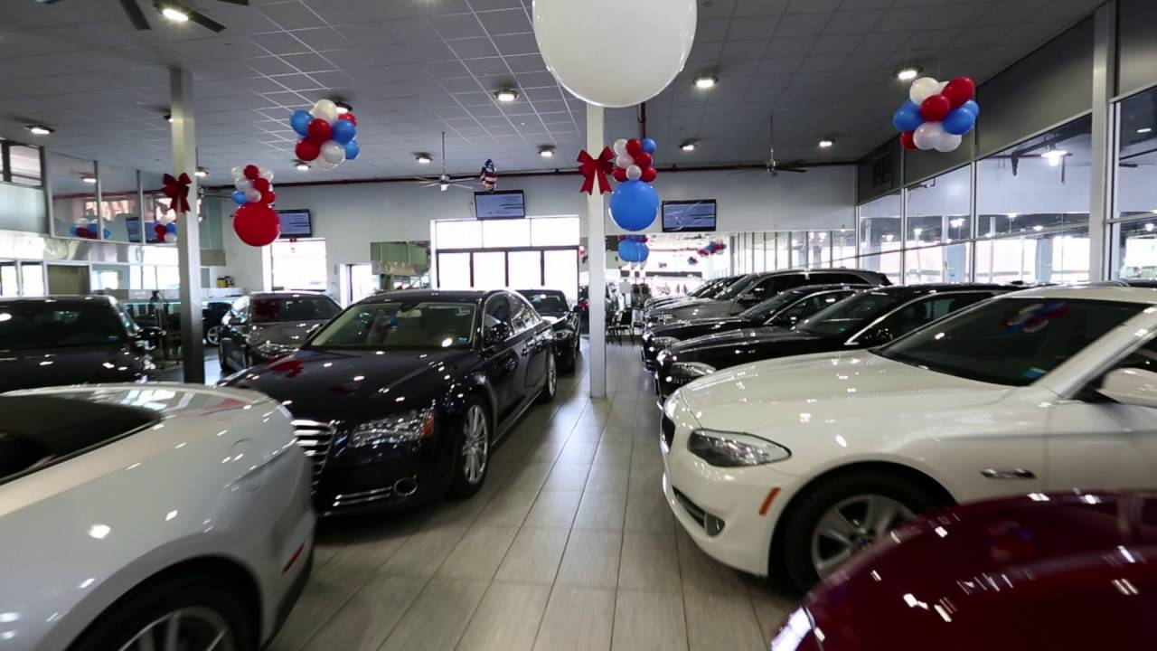 Queens Auto Mall - YouTube