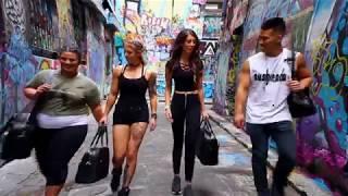 Ultimate Meal Prep Bag by Mealami (Hosier Lane - Melbourne)