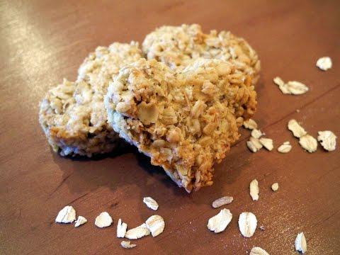 Печенье из овсяных хлопьев рецепт c фото: 3 мастер-класса