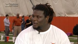 Malcom Brown--LHN Pro Day interview [April 28, 2015]