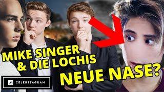 Mike Singer & die Lochis in Serie | Julien Bam mit neuer Nase | Celebstagram