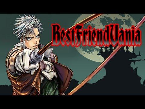 Bestfriendvania - Circle of The Moon