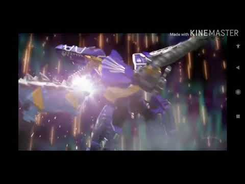 Power Rangers Dino Charge Fan Made