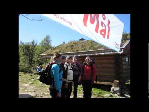 Kjerringsveiven - Rjukan i Telemark