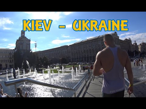 Real WORKOUT HEAVEN on planet Earth (Hydropark Kiev - Ukraine)