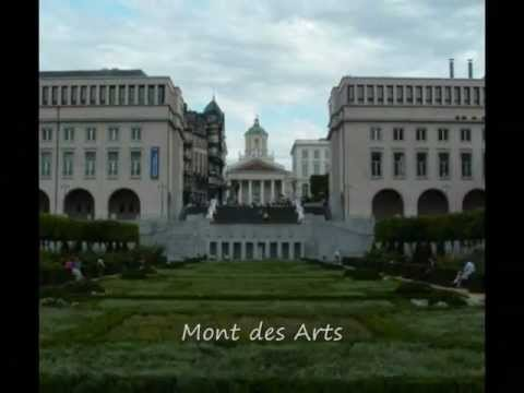 Brussels and its historical sights