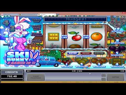 Ski Bunny Slot - Online Casino Canada