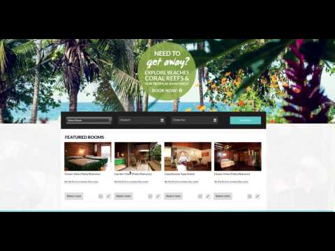 Perla Negra Hotel Website Design | Lytron Web Design