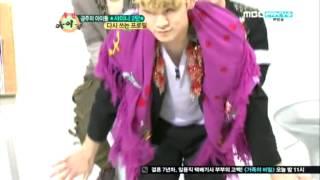 [Weekly Idol] SHINee's Key Dancing
