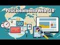 Poner Pagina Web en los primeros lugares de Google | WordPress | Mejorar SEO