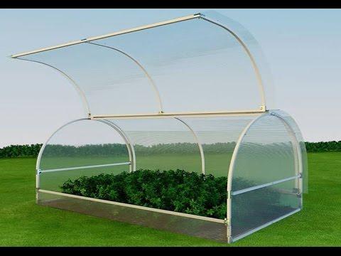 Удобно, долговечно и практично: чем ещё хороши теплицы из поликарбоната с открывающимся верхом