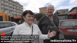 Campania, Trasporti Pubblici nel Caos, Eav Bus, intervistiamo Vincenzo Tripodi, seconda parte
