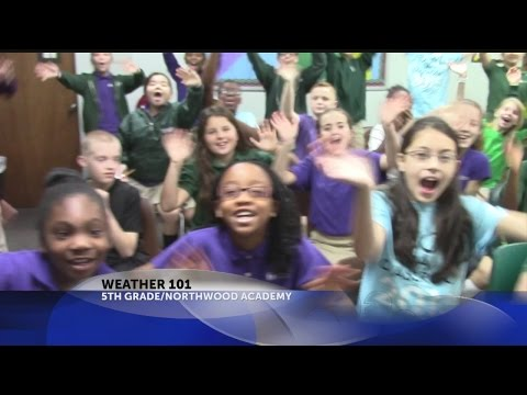 Weather 101 with 5th Grade at Northwood Academy