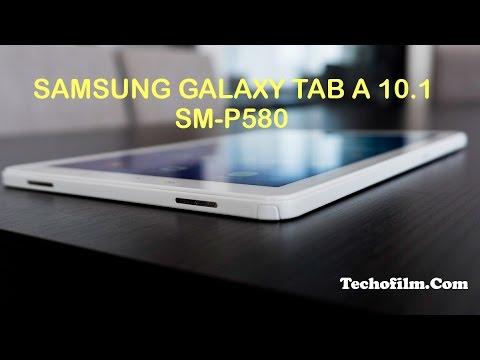 Samsung Galaxy Tab A 10.1 Pro 2016 SM-P580 nceleme