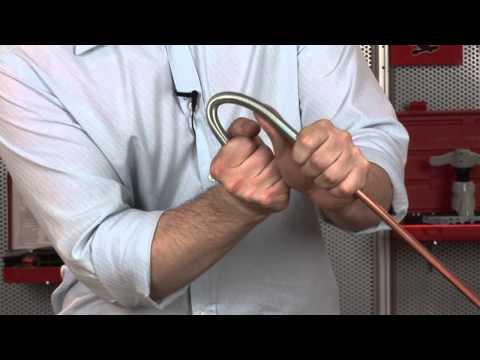 видео: rothenberger. Урок 2. Использование трубогиба
