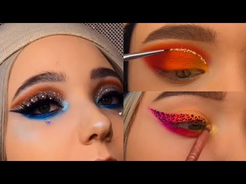 Colorful Makeup Compilations | Beauty Studio