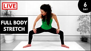 Yoga For BEGINNERS | Day 6