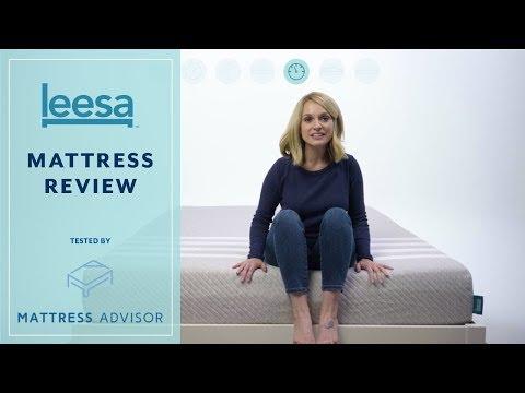 Leesa Mattress Review: Mattress Advisor (2018 Review)