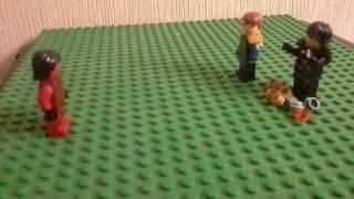 ниндзяго анимация