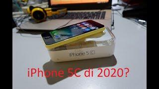 Handphone Apple iPhone 5c HP Terjangkau SECOND ORIGINAL