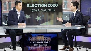 Andrew Yang on Universal Basic Income, Cryptocurrency, Coronavirus