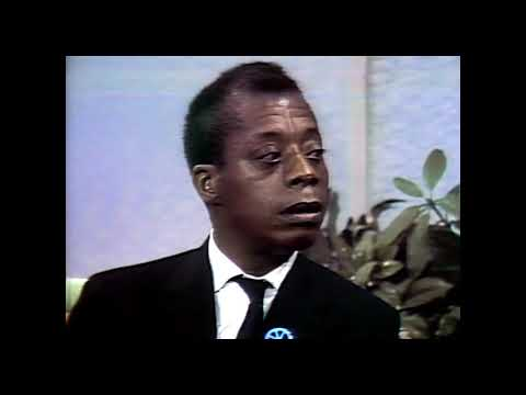Baldwin on Dick Cavett