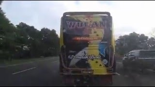 Download Video Kecepatan Tinggi Luragung Jaya Wulan Ngeblong Di Tol Jagorawi MP3 3GP MP4