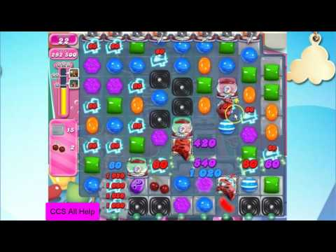 Candy Crush Saga Level 2230 NO BOOSTERS Cookie
