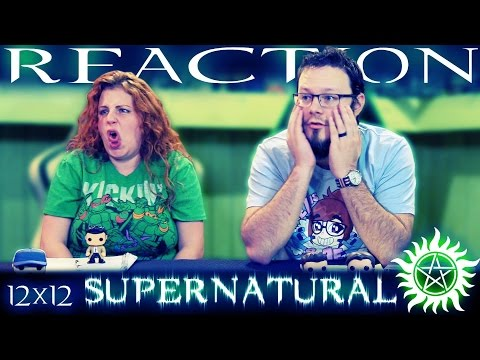 Supernatural 12x12 REACTION