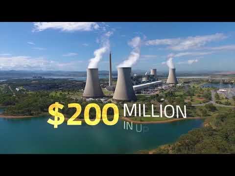 Upper Hunter Energy Integration Hub promotional video