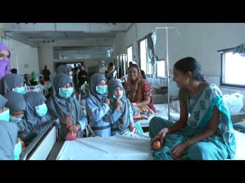 Pearls Academy : MGM Hospital visit  021016