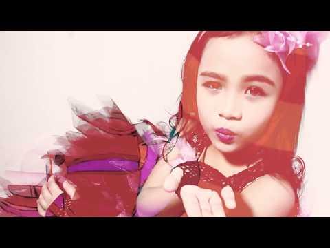 Shan @ 7 - Barbie Rockstar Theme