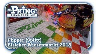 Flipper (Splitt) - Onride - Eisleber Wiesenmarkt 2018