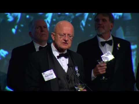 Toast to the Intelligence Community by The Hon. James R. Clapper