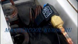Замена ЭРВ Alco EX2(Alco EX2 это так называемый электронный ТРВ, на самом деле это импульсный расширительный клапан.Поломка этого..., 2016-02-04T17:51:35.000Z)