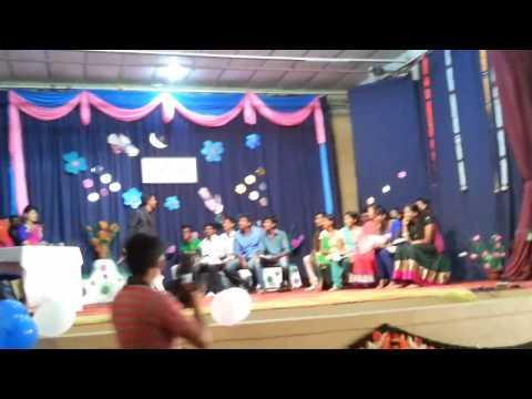 Nodamma Hudugi Song Remake by Nursing Students of Vikram College