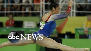 Olympic gymnasts speak out against USA Gymnastics hire