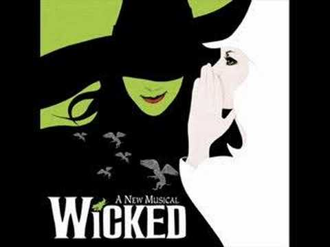 Wicked-What is this feeling