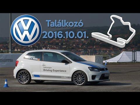 VW Találkozó 2016 | Hungaroring [HD]