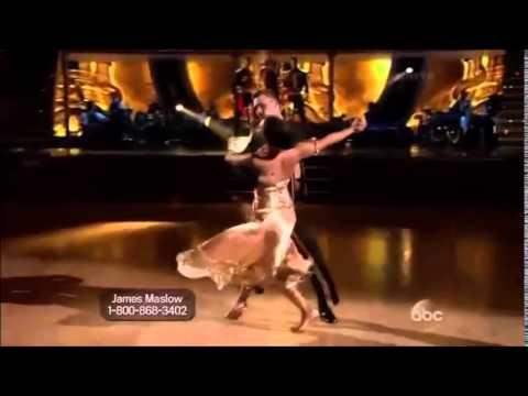 James Maslow & Cheryl Burke   Tango   Week...