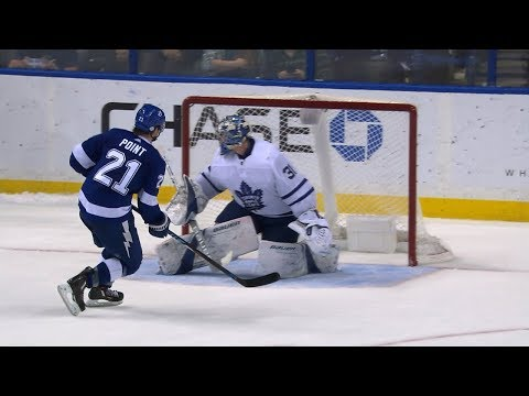 Vasilevskiy, Point lead Lightning to shootout victory