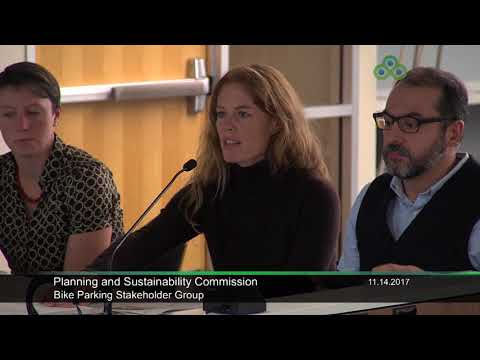 Planning and Sustainability Commission 11-14-2017