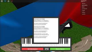 Demons Roblox || Roblox Piano