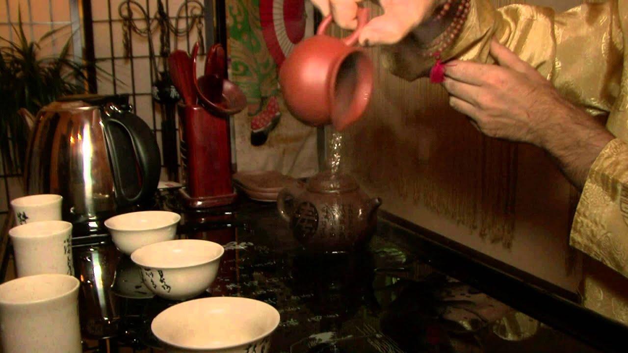 Чайная церемония в Харькове