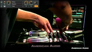 American Audio VMS4.1 Bundled with TRAKTOR® Software [DJ Etronik in the mix]