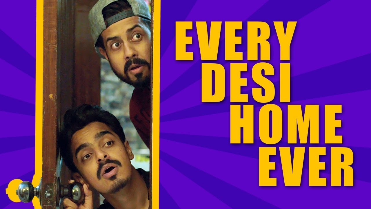 Every Desi Home Ever | Bekaar Films | Comedy Skit