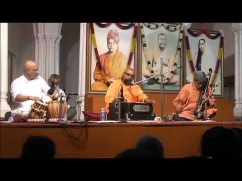 04 Jao Jao Giri Anite Gouri : Swami Stavapriyananda