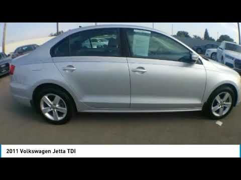 2011 Volkswagen Jetta Bakersfield CA U1106